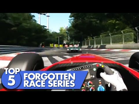 Top 5 Forgotten Racing Series