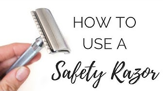 How To Use A SAFETY RAZOR | Legs & Under Arm Demo | Zero waste/Low Impact Movement