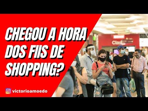 Chegou a hora dos Fiis de Shopping? A recuperação dos shoppings já começou, mas será que é BUY?