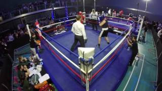 Ultra White Collar Boxing Exeter   Ring 2 Fight 15