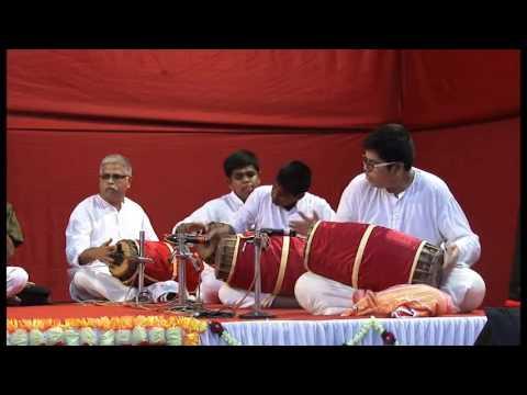 Music Festival 2015 @ Kairali Kala Mandal, Vashi - Day 3 Taniavartanam by senior students