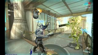 warframe t4 survival solo loki 40min u13 khimaira gaming