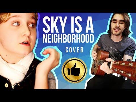SKY IS A NEIGHBORHOOD - FOO FIGHTERS - Cover Luiza Gattai