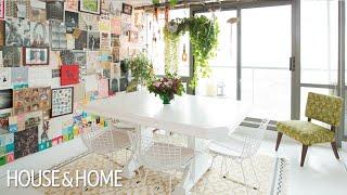 Interior Design — Creative, Playful, Small & Fun Condo