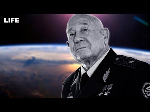 Прощание с космонавтом Алексеем Леоновым
