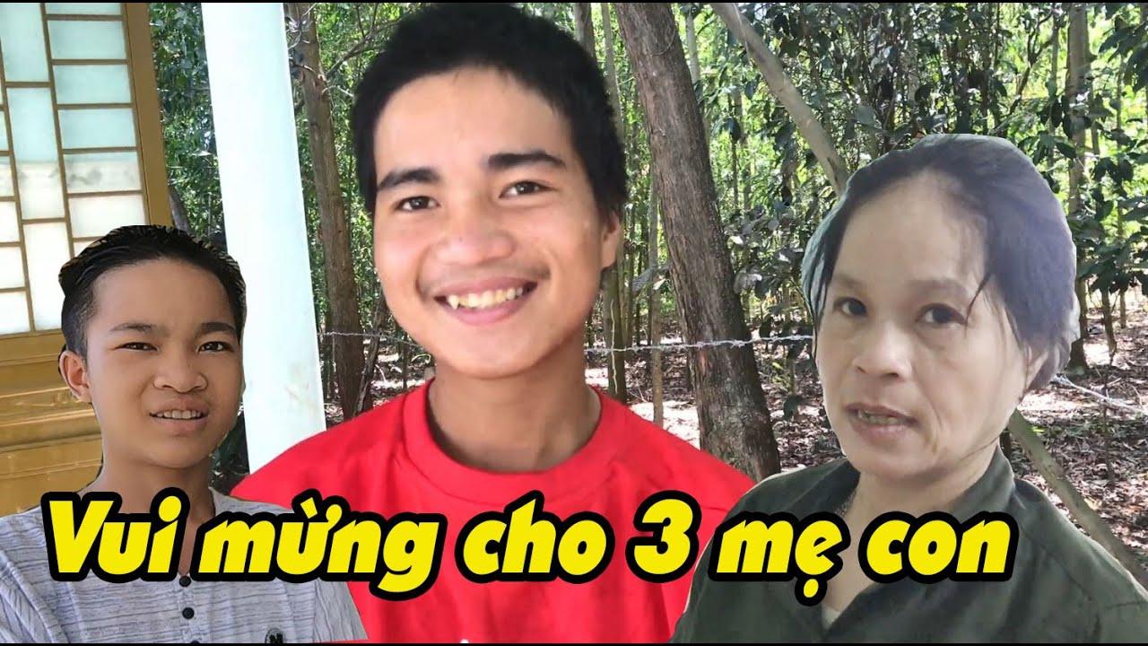 #363 Quá nhiều bất ngờ sự thay đổi của 3 mẹ con trong lần thăm này
