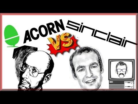 Acorn vs Sinclair - An Epic