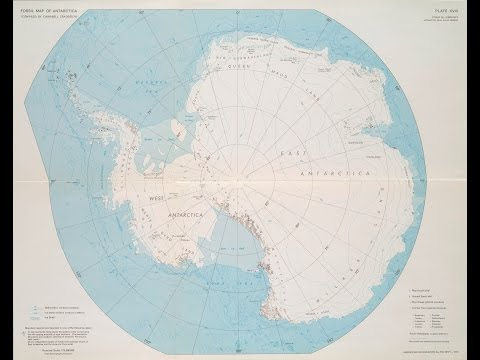Flat Earth - Antarctica Unmapped