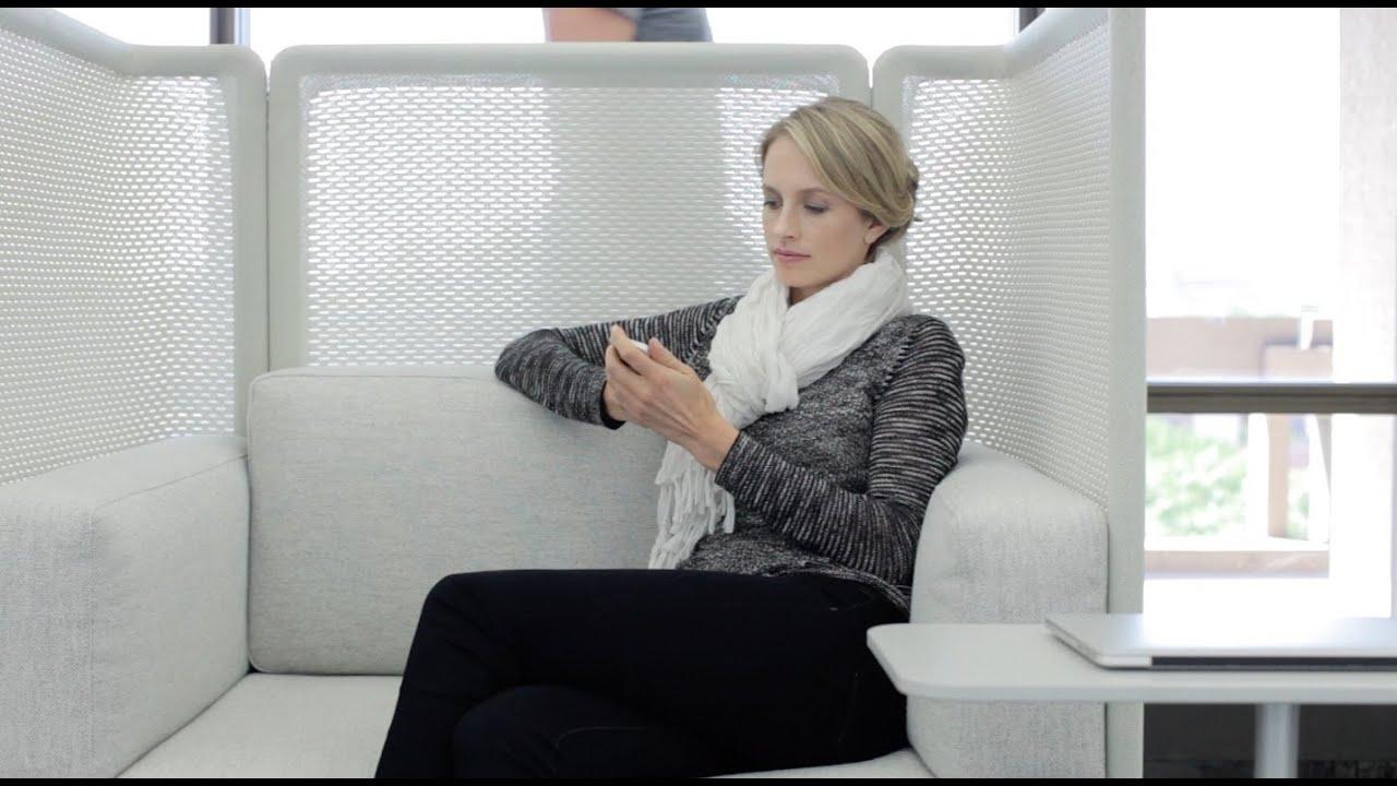Lagunitas Articulating Back Cushion - Demo