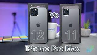 iPhone 12 Pro Max vs 11 Pro Max Porównanie - Zmieniać? Co nowego?