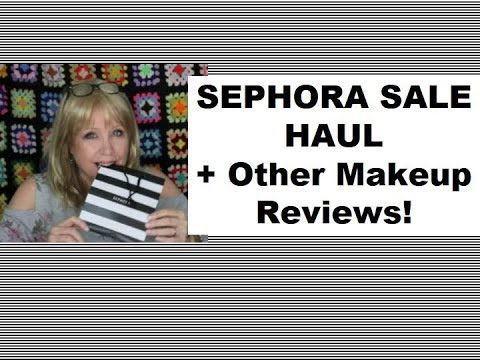 My Sephora Sale HAUL ! & Other Makeup Reviews ! Revlon-Game of Thrones thumbnail