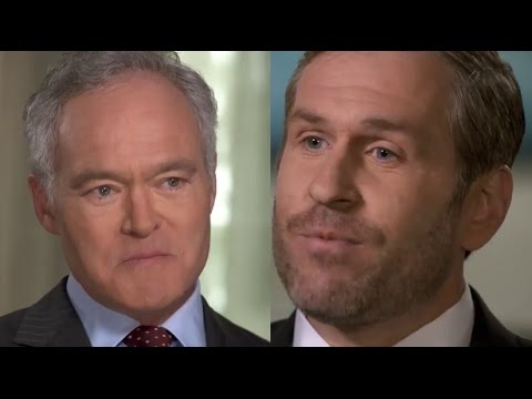 Mike Cernovich DESTROYS 60 Minutes, Scott Pelley stuttering and fumbling over his words, you