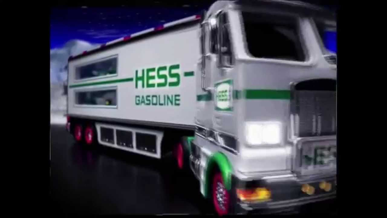 2003 Hess Toy Truck Commercial Youtube