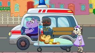 Let's Play • Live puzzles • Nauka pojazdów, Środki transportu, Auta, Bajki, Gry dla dzieci