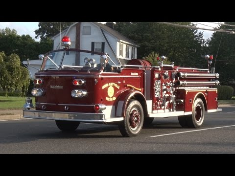 Washington hook ladder 125th anniversary truck 457 ho for Department of motor vehicles west haverstraw ny