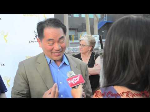 Keisuke Hoashi at the 66th Emmy Awards Dynamic & Diverse Reception Emmys @KeisukeHoashi