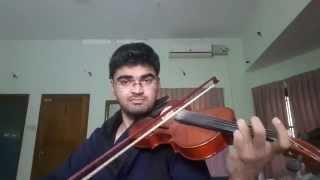 kilukampetti - pachakarikaya thattil violin