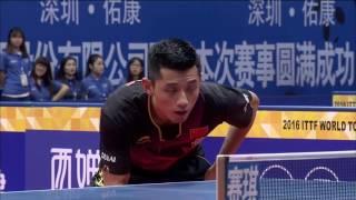 【中国OP2016】男子シングルス準決勝 馬龍(中国)vs張継科(中国)