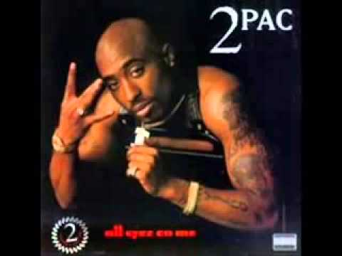 2Pac - I'd Rather Be Ya N.I.G.G.A. (feat. Richie Rich) (1996)