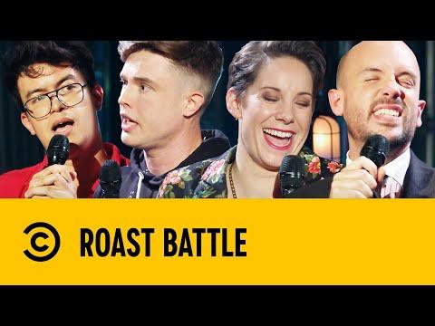 Roast Battle! Ed Gamble Vs Phil Wang & Suzi Ruffell Vs Tom Allen   Season 1