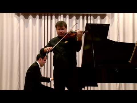 Wolfgang David & Takeshi Kakehashi: Mozart Sonata K379