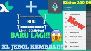 BARU LAGI XL JEBOL KEMBALI   INTERNET GRATIS