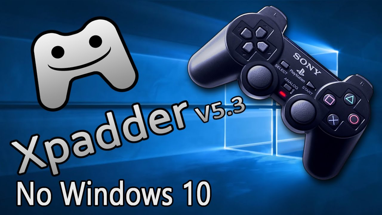 Xpadder: use your pc gamepad instead of keyboard retrogaming.