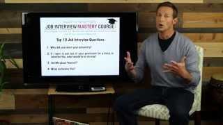 Job Interview Tips! Top10 Job Interview Questions