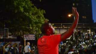 DYCKMAN BASKETBALL: Dominican Power Vs Skull Gang - Dyckman After Dark (by BAMM)