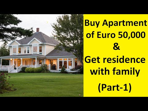Cheapest Residence Option in Europe – Balkan States – Buy property and get residence permits