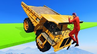 HOLD ON TIGHT OR LOSE! - GTA 5 Funny Moments