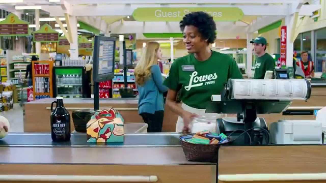 Lowes Employee Portal >> Lowes Foods Barnburner - YouTube