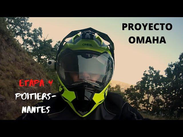 Proyecto Omaha:  4ª Etapa en MOTO