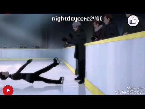 Yri on ice  Yuri and Victor best moments AMV  Nightcore - dududu