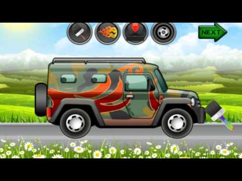 Best Mobile Kids Games – Truck Wash – Kids Game – 6677g.com
