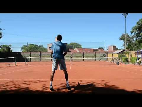 Santiago Sarudiansky College Tennis recruiting video 2018