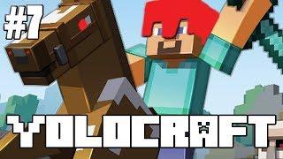 YOLOCRAFT - MINECRAFT - Season 2 - Part 7 W/ Blitzwinger & Gamer (Survival) (HD)
