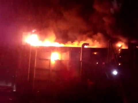 TAIPEI.UNITECH factory Burned latest news