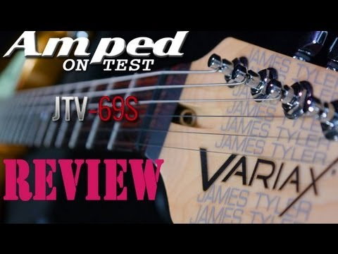 Line 6 JTV-69S Variax Guitar