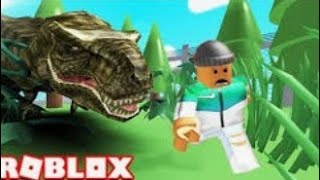 Dinosaur escape in roblox warning ( for expert players only)