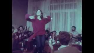 Beautiful Lebanese Woman Dancing (1980)