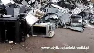 Recykling utylizacja elektroniki