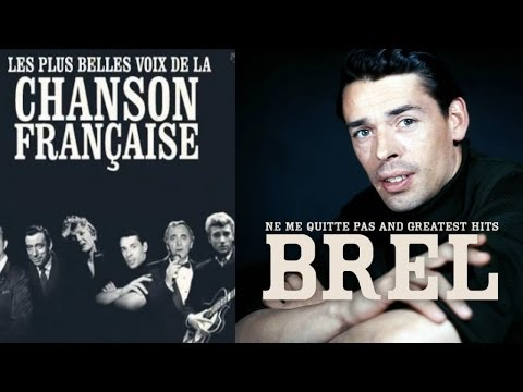 Jacques Brel  - Ne me quitte pas and greatest hits