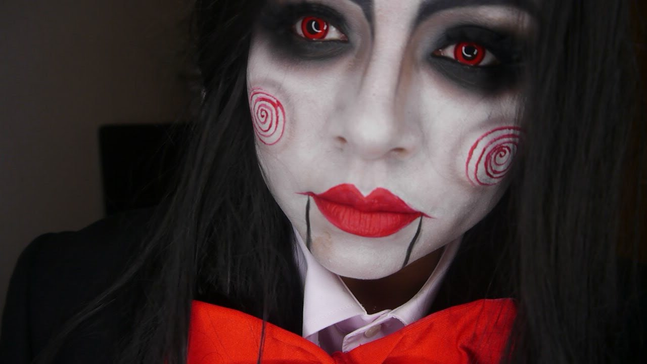 Tutorial De Maquillaje Halloween Juancarlos960 Youtube