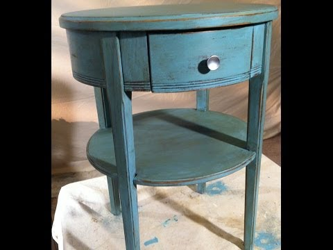 (Easy) How to use Chalk Paint like a Pro