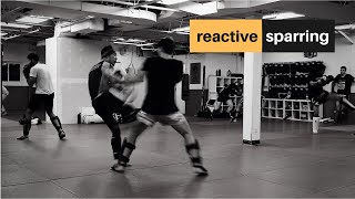 In this video I had the opportunity to spar Stefan from MAS Thaibox...