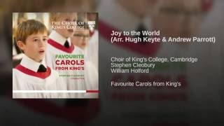 Joy to the World (Arr. Hugh Keyte & Andrew Parrott)