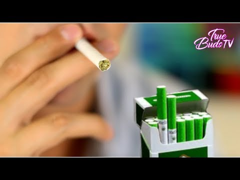 How To Make A Cigarette Joint