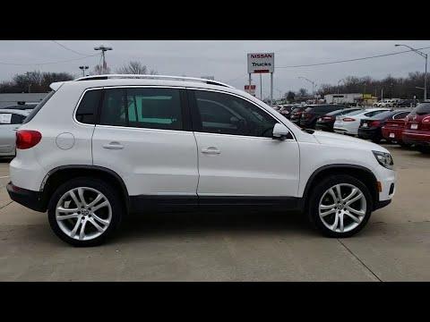 2012 Volkswagen Tiguan Pryor, Broken Arrow, Tulsa, Oklahoma City, Wichita, OK N5332B