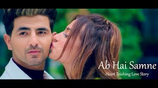 Ab Hai Samne | Heart Touching Love Story | HumSafar Short Film 2018 |